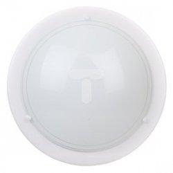 Plafoniera Kobi średnia biała P1/1C 1x60W E27 fi300mm E14020101025