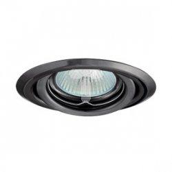 Oczko halogenowe 12V MR16 GU5,3 50W stalowe, regulowane, grafit AXL 2115 PV16V-GM GXPP037