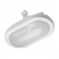 Oprawa kanałowa DELTA OW 6W 400lm 240V ra>80 IP54 kąt świecenia 120 stopni biała 4000K biały LD-DELOW6W0-NB