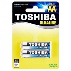 Bateria alkaliczna LR6 / AA 1,5V BLUE LINE LR6GCNN BP-2 SS /blister 2szt./