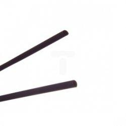 Wąż termokurczliwy RC 2,4/1,2 czarny E05ME-01010101201 /1m/