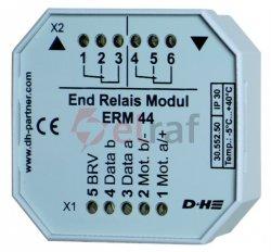 Moduł końcowy wskaźnika stanu napędów ERM 44