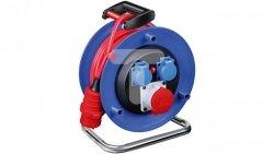 Przedłużacz bębnowy Garant CEE 1 IP44 25m CEE 400V/16A + 2x230V AT-N07V3V3-F 5G1,5 czerwony 1182774130