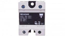 Przekaźnik półprzewodnikowy jednofazowy 24-265V AC 50A 20-280VAC/22-48VDC RM1A23A50