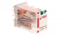 Przekaźnik przemysłowy 4P 12V DC AgNi R4N-2014-23-1012-WT