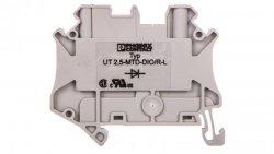 Złączka diodowa 2-przewodowa 0,14-4mm2 szara UT 2,5-MTD-DIO/R-L 3064140 /50szt./