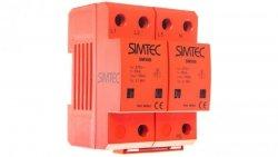 Ogranicznik przepięć warystorowy B Typ 1 czterobiegunow SM50B/4P 85002000