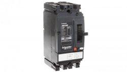 Wyłącznik mocy 100A 2P 18kA NSX100F TM100D 2P LV438600