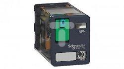 Przekaźnik mocy 2P 15A 12VDC LED RPM22JD