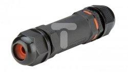 Mufa kablowa skręcana 1,0-2,5mm2 450V 24A IP68 145338