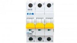 Wyłącznik nadprądowy 3P C 25A 10kA AC PLSM-C25/3-MW 242476