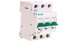 Wyłącznik nadprądowy 3P C 6A 10kA AC PLSM-C6/3-MW 242468