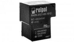 Przekaźnik przemysłowy 1Z 40A 12V DC PCB R40N-3021-85-1012 2614739