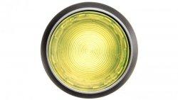 Napęd przycisku 22mm żółty z podświetleniem bez samopowrotu plastikowy IP69k Sirius ACT 3SU1031-0AA30-0AA0