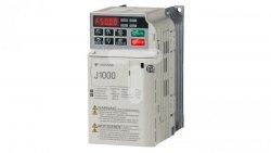 Falownik skalarny jednofazowy 200-240V  0,75 kW 3x230V 3,5A CIMR-JCBA0003BAA