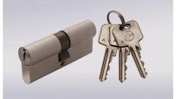 Wkładka drzwiowa 30/30 EL5 zwykła satyna