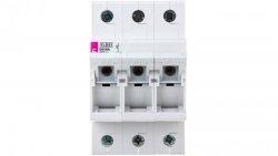Rozłącznik bezpiecznikowy 3P 6A 3P D01 VLD01 002261011