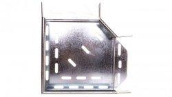 Kolanko korytka 90 stopni 150x42mm KKL150H42 142115