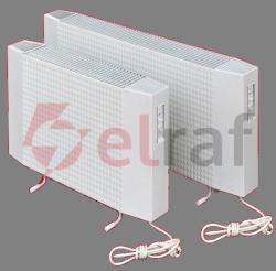 Elektryczny grzejnik konwekcyjny GE-20 2000W 1000X470mm