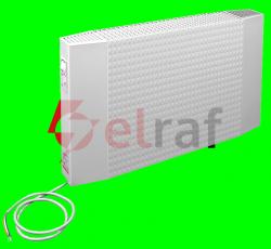 Elektryczny grzejnik konwekcyjny GE-05/2/7 500W 700X200mm