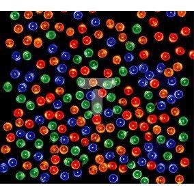Komplet choinkowy wnętrzowy LED 100L z dodatkowym gniazdem 5cm multikolor 20-051