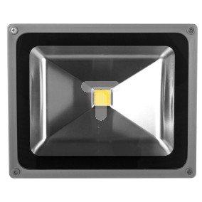 Projektor LED 60W szary 4000lm 4000K 230V - LAMPRIX LP-12-002