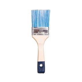 Pędzel płaski akrylowy 2.5cala uchwyt drewniany włosie mieszane do farb akrylowych 20B950