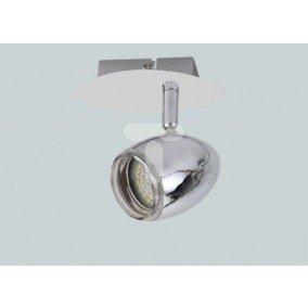 Oprawa 1x50W 230V GU10 150x80mm chrom MERCURY-1
