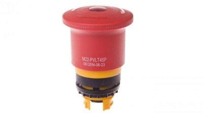 Napęd przycisku bezpieczeństwa czerwona przez obrót podświetlany M22-PVLT45P 121460