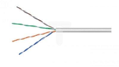 Kabel teleinformatyczny U/UTP kat.5e 4x2xAWG26/7 93292 /305m/