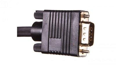 Kabel monitorowy VGA D-Sub(15-pin) Full HD SVGA 30m 68141