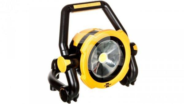 Projektor przenośny akumulatorowy LED 30W ML CA 130F IP54 2600lm 6500K 1171430