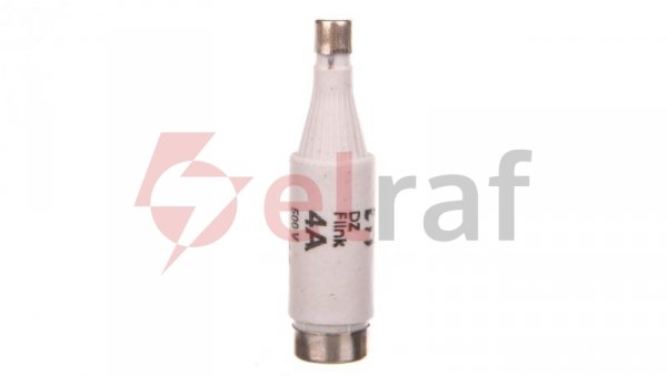 Wkładka bezpiecznikowa 4A DI gF 500V E16 002311102 /10szt./