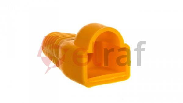 Osłona wtyku żółta RJ45 X-ML-SR-V11-YL