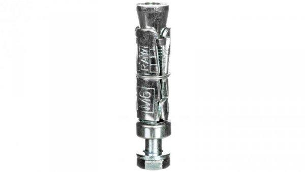 Kotwa Rawlbolt M6 ze śrubą do betonu R-RBL-M06 /10W /50szt./