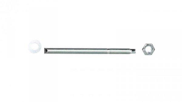 Pręt gwintowany do kotwy chemicznej z łbem sześciokątnym M10x130 R-STUDS-10130 /10szt./