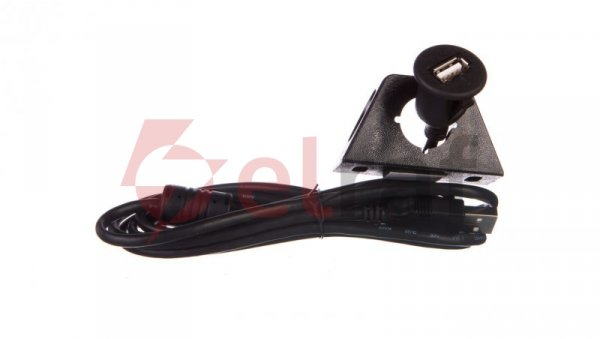Przedłużacz biurkowy USB 2.0 High Speed 2m 93351