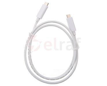 Przewód USB 3.1 SuperSpeed 5Gbit USB-C 1m 67194