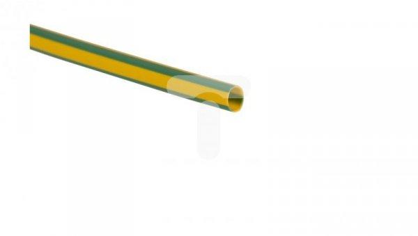 Wąż termokurczliwy 3.2/1.6 żółto-zielony 1/8 NA201032E /50szt./