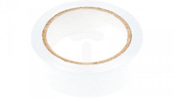 Taśma izolacyjna biała 10 mx19 mm 24B111