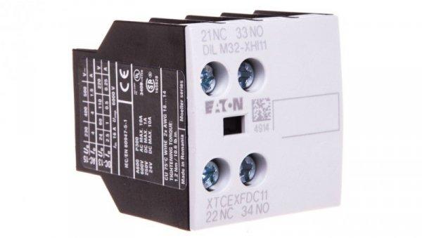 Styk pomocniczy 1Z 1R montaż czołowy DILM32-XHI11 277376
