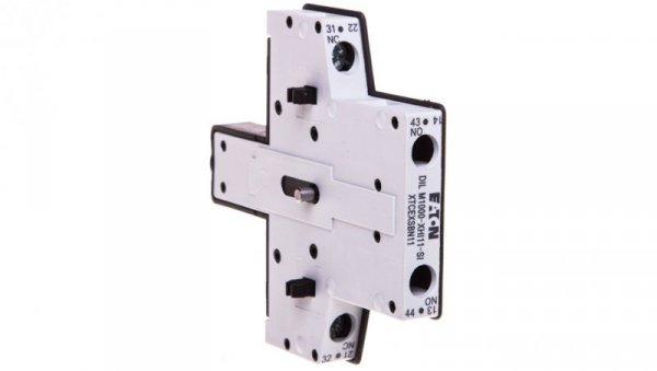 Styk pomocniczy 1Z 1R montaż boczny DILM1000-XHI11-SI 278425