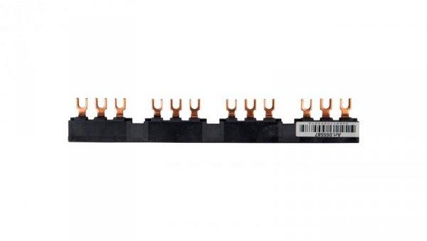 Szyna łączeniowa 3P 63A 54mm 4-odpływy widełkowa GV2G454