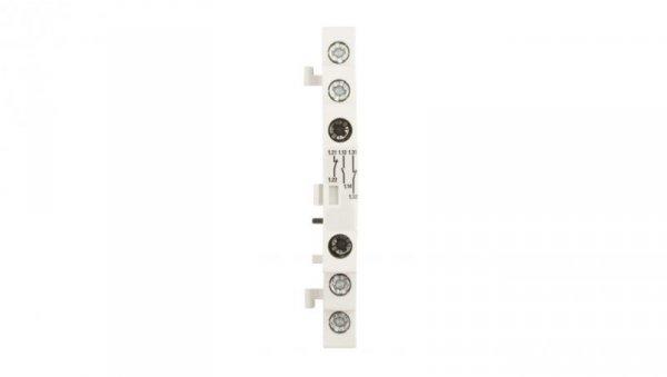 Styk pomocniczy 1Z 2R montaż boczny NHI12-PKZ0 072895