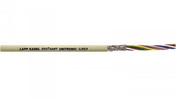 Przewód sterowniczy UNITRONIC LiYCY 3x0,14 0034303 /bębnowy/
