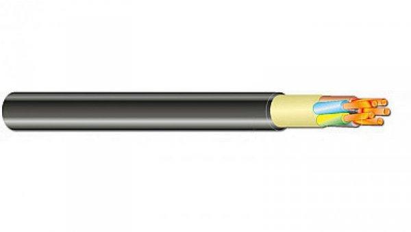 Kabel energetyczny bezhalogenowy N2XH-J 5x2,5 RE 0,6/1kV B2ca /bębnowy/