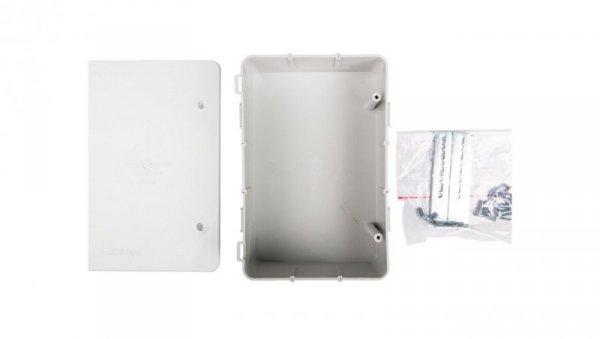 Puszka podtynkowa kontrolna do elewacji 250x150x85mm regulacja głębokości osadzenia 68.4 /96801408/