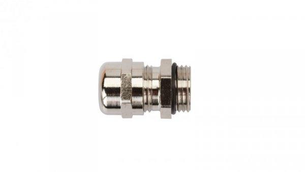 Dławnica kablowa mosiężna PG9 IP68 MDW 9H E03DK-03070100201