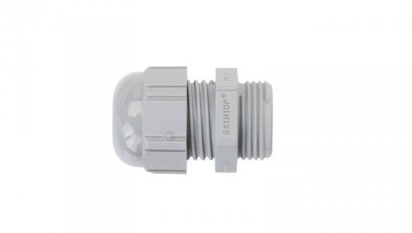 Dławnica kablowa poliamidowa PG11 IP68 SKINTOP ST 11 ciemnoszara 53015020