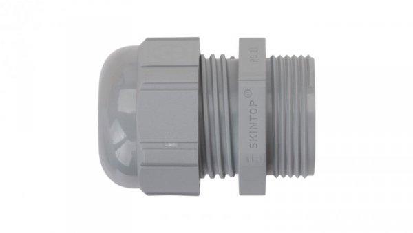 Dławnica kablowa poliamidowa PG21 IP68 SKINTOP ST 21 ciemnoszara 53015050